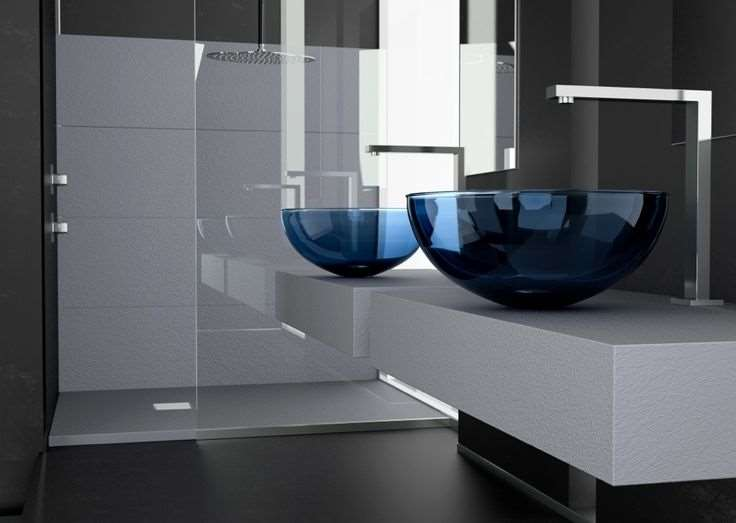 GLASS DESIGN ITALY - Laguna Blue
