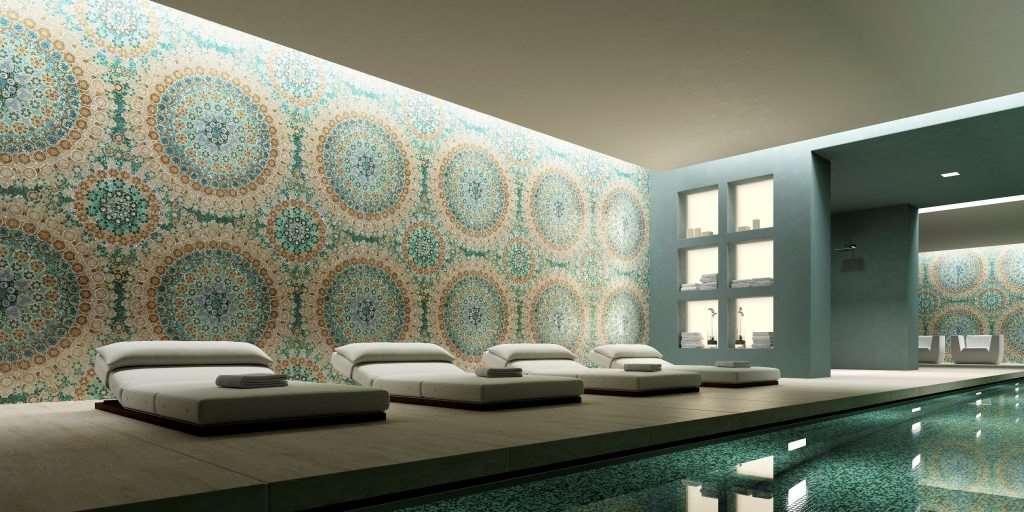 Trend Group / Marble Trend Collection -különböző színű, valódi márványmozaikból készített burkolatdesign